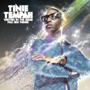 Coverafbeelding Tinie Tempah feat. Eric Turner - Written in the stars