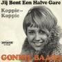 Coverafbeelding Gonnie Baars - Jij Bent Een Halve Gare