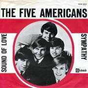 Details The Five Americans - Sound Of Love