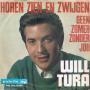 Coverafbeelding Will Tura - Horen Zien En Zwijgen