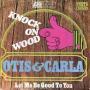 Coverafbeelding Otis & Carla - Knock On Wood