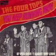 Coverafbeelding The Four Tops - You Keep Running Away