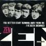 Coverafbeelding Zen - You Better Start Running Away From Me