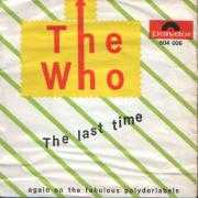 Coverafbeelding The Who - The Last Time
