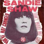 Coverafbeelding Sandie Shaw - You've Not Changed