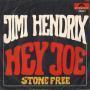 Coverafbeelding Jimi Hendrix - Hey Joe