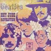 Coverafbeelding The Beatles - Hey Jude