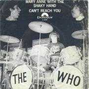 Coverafbeelding The Who - Mary Anne With The Shaky Hand