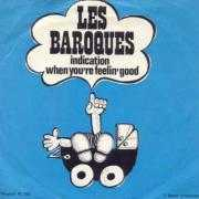 Coverafbeelding Les Baroques - Indication