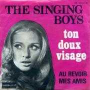 Coverafbeelding The Singing Boys - Ton Doux Visage