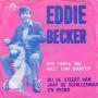 Coverafbeelding Eddie Becker - M'n Tante, Die Weet Van Wanten