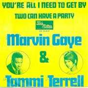 Coverafbeelding Marvin Gaye & Tammi Terrell - You're All I Need To Get By