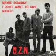 Coverafbeelding B.Z.N. - Maybe Someday