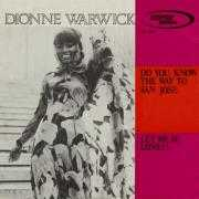 Coverafbeelding Dionne Warwick - Do You Know The Way To San Jose