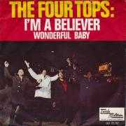 Coverafbeelding The Four Tops - I'm A Believer