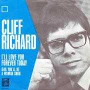 Coverafbeelding Cliff Richard - I'll Love You Forever Today