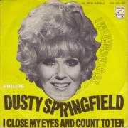 Coverafbeelding Dusty Springfield - I Close My Eyes And Count To Ten