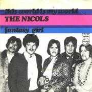 Coverafbeelding The Nicols - This World Is My World