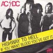 Coverafbeelding AC/DC - Highway To Hell