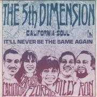 Coverafbeelding The 5th Dimension - California Soul