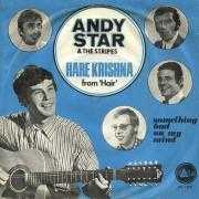 Coverafbeelding Andy Star & The Stripes - Hare Krishna