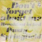 Coverafbeelding Dusty Springfield - Don't Forget About Me