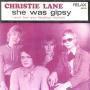 Coverafbeelding Christie Lane - She Was Gipsy