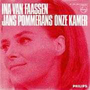 Coverafbeelding Ina Van Faassen - Jans Pommerans
