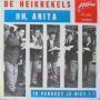 Coverafbeelding De Heikrekels - Oh, Anita
