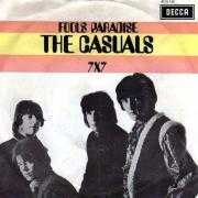 Details The Casuals - Fools Paradise