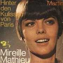 Coverafbeelding Mireille Mathieu - Hinter Den Kulissen Von Paris