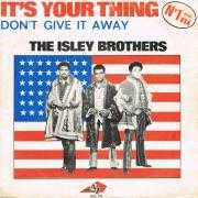Details The Isley Brothers - It's Your Thing