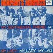 Coverafbeelding Herman's Hermits - My Sentimental Friend