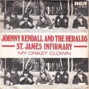 Coverafbeelding Johnny Kendall and The Heralds - St. James Infirmary