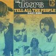 Coverafbeelding The Doors - Tell All The People