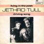 Coverafbeelding Jethro Tull - Living In The Past