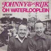 Coverafbeelding Johnny & Rijk - Oh Waterlooplein