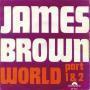 Coverafbeelding James Brown - World