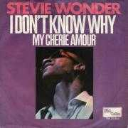Coverafbeelding Stevie Wonder - My Cherie Amour