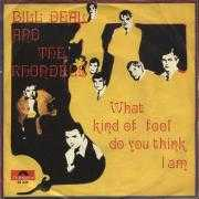 Coverafbeelding Bill Deal and The Rhondels - What Kind Of Fool Do You Think I Am