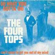 Coverafbeelding The Four Tops - Do What You Gotta Do