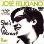 Coverafbeelding José Feliciano - She's A Woman/ Rain