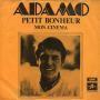Coverafbeelding Adamo - Petit Bonheur