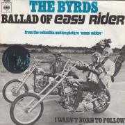 Coverafbeelding The Byrds - Ballad Of Easy Rider