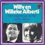 Coverafbeelding Willy en Willeke Alberti - Een Reisje Langs De Rijn