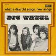 Coverafbeelding Big Wheel - What A Day