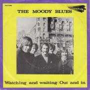 Coverafbeelding The Moody Blues - Watching And Waiting