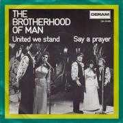 Coverafbeelding The Brotherhood Of Man - United We Stand