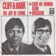 Coverafbeelding Cliff & Hank - The Joy Of Living