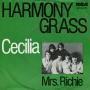 Coverafbeelding Harmony Grass - Mrs. Richie